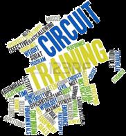 Circuit Training Word Chart