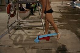 standing vertical kicker